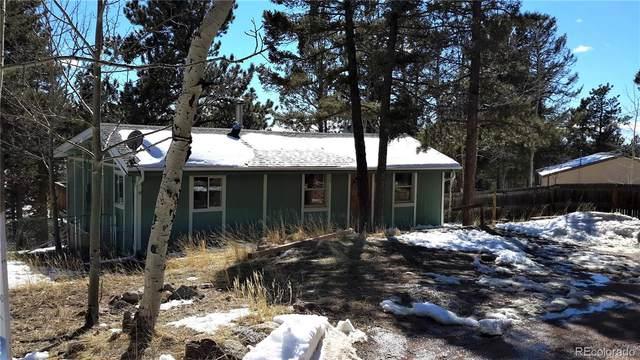 985 Blossom, Woodland Park, CO 80863 (MLS #6013819) :: 8z Real Estate