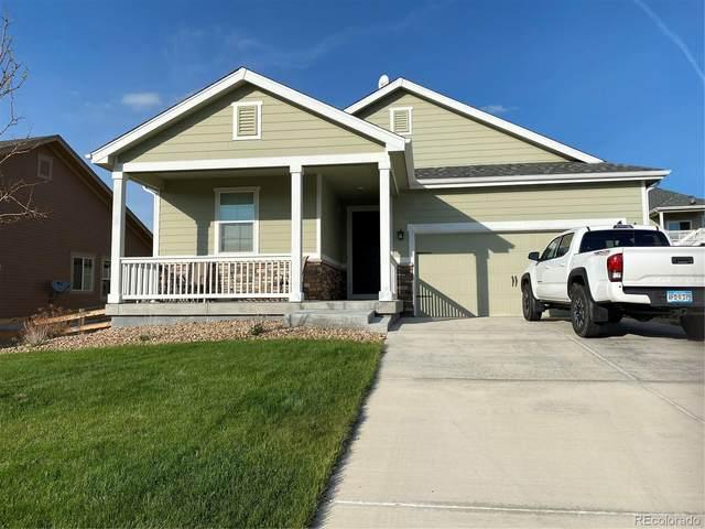 42338 Forest Oaks Drive, Elizabeth, CO 80107 (MLS #6014680) :: The Sam Biller Home Team