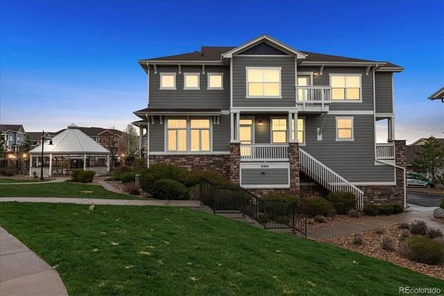 9394 Ashbury Circle #106, Parker, CO 80134 (#6014708) :: Colorado Home Finder Realty