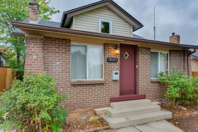 3641 N Garfield Street, Denver, CO 80205 (#6014771) :: House Hunters Colorado