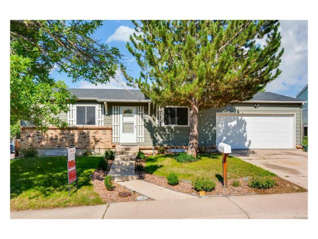 4252 S Quintero Way, Aurora, CO 80013 (MLS #6014826) :: 8z Real Estate