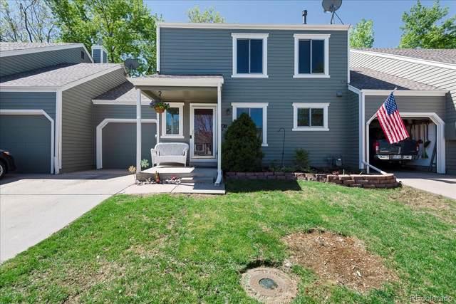 4720 S Dudley Street #16, Denver, CO 80123 (#6014967) :: The Harling Team @ HomeSmart