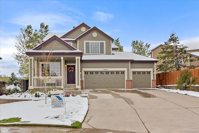 11660 Ridgeview Lane, Parker, CO 80138 (MLS #6014983) :: 8z Real Estate