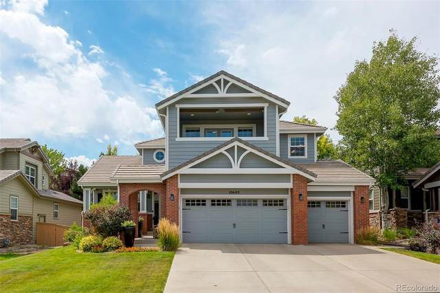 10605 Briarglen Circle, Highlands Ranch, CO 80130 (#6015100) :: Kimberly Austin Properties