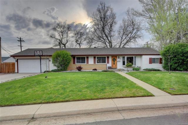 4201 E Harvard Avenue, Denver, CO 80222 (#6015291) :: House Hunters Colorado