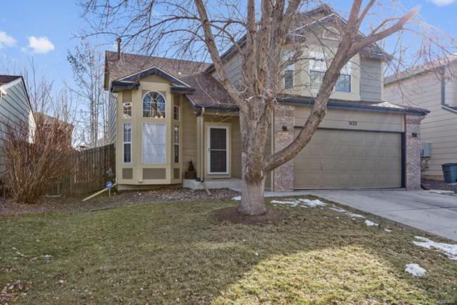 5122 Devon Avenue, Castle Rock, CO 80104 (#6015794) :: Sellstate Realty Pros