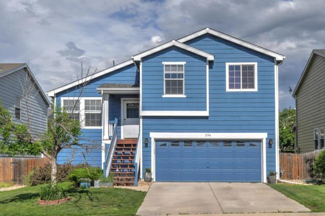 296 Wagonwheel Drive, Fort Lupton, CO 80621 (#6016057) :: The Heyl Group at Keller Williams