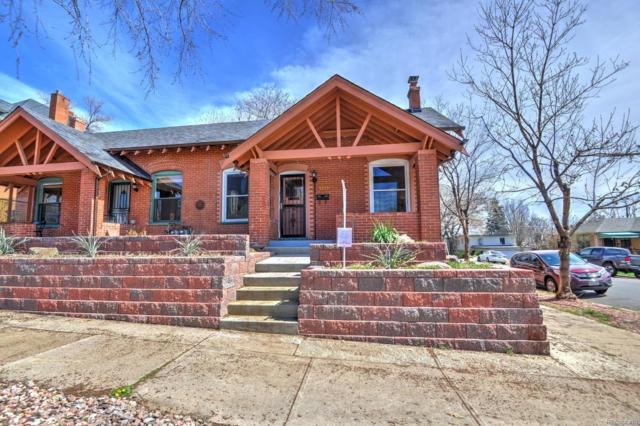 3002 Quitman Street, Denver, CO 80212 (#6016087) :: Real Estate Professionals