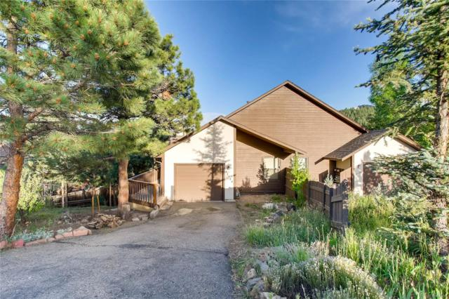 27126 Sun Ridge Drive, Evergreen, CO 80439 (#6016201) :: My Home Team