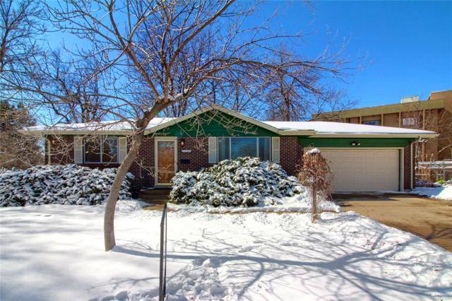 7396 W Maryland Avenue, Lakewood, CO 80232 (MLS #6016267) :: 8z Real Estate