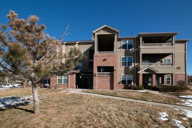 12764 Ironstone Way #302, Parker, CO 80134 (#6016338) :: iHomes Colorado