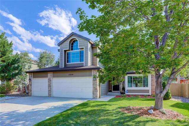 17059 Wellington Drive, Parker, CO 80134 (#6016644) :: James Crocker Team