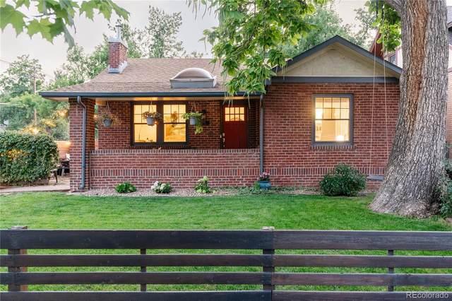 1601 Adams Street, Denver, CO 80206 (#6016739) :: Wisdom Real Estate