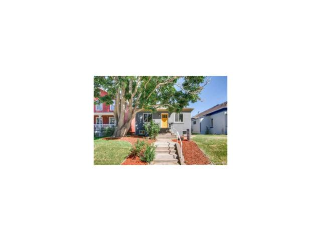1538 Albion Street, Denver, CO 80220 (#6017449) :: The Pete Cook Home Group