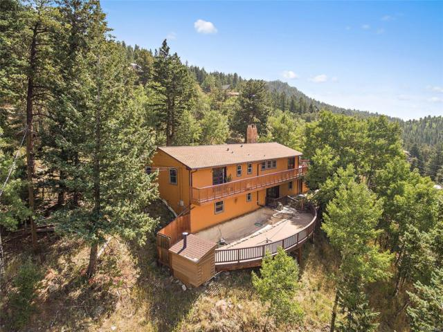 833 Aspen Place, Evergreen, CO 80439 (MLS #6017560) :: 8z Real Estate