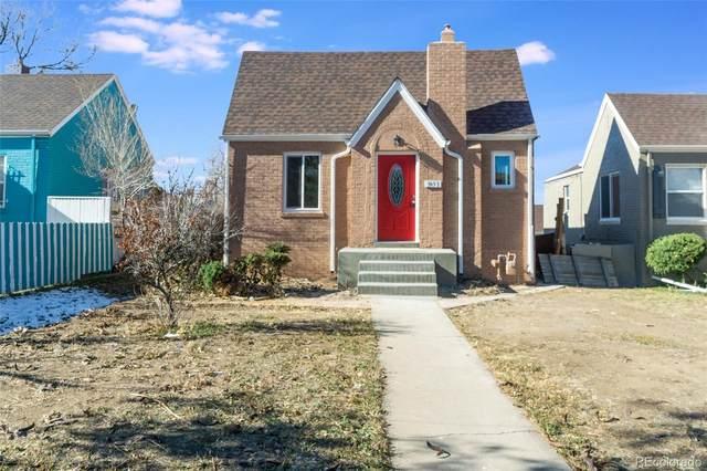 3453 N Steele Street, Denver, CO 80205 (#6018175) :: Venterra Real Estate LLC