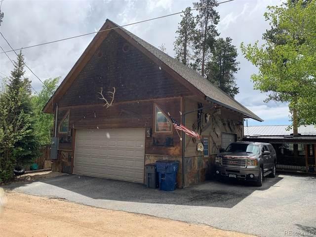 422 & 434 County Road 640, Granby, CO 80446 (MLS #6018375) :: 8z Real Estate
