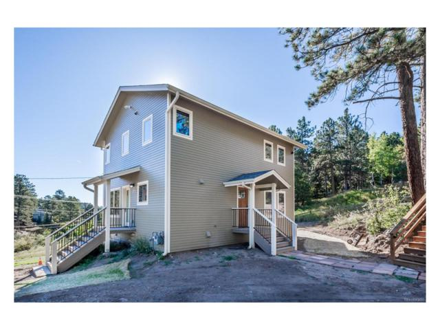 29552 Spruce Road, Evergreen, CO 80439 (#6018443) :: The Peak Properties Group