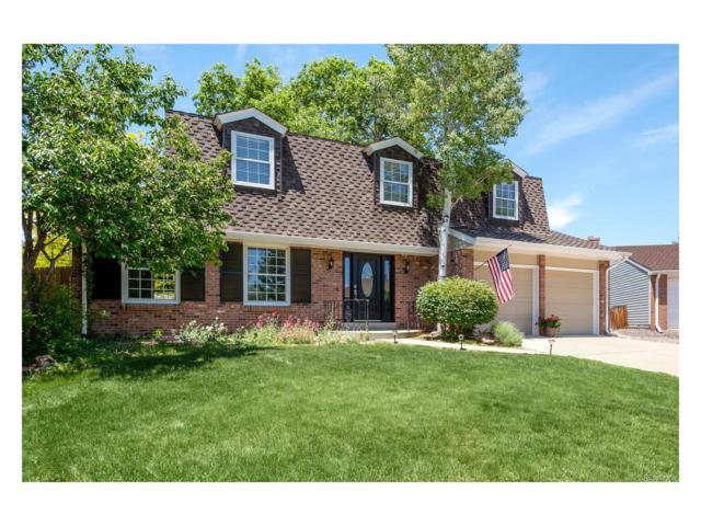 7131 S Forest Court, Centennial, CO 80122 (MLS #6018539) :: 8z Real Estate
