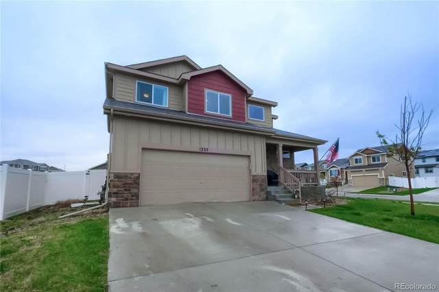 1325 87th Avenue, Greeley, CO 80634 (#6018619) :: Mile High Luxury Real Estate