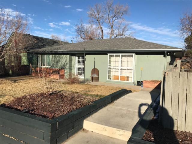 2560 S Pennsylvania Street, Denver, CO 80210 (#6018741) :: Colorado Home Finder Realty