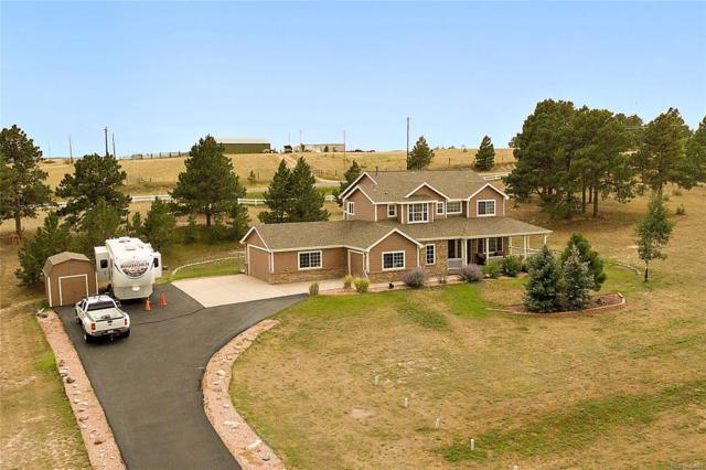 3408 Meadowlark Court, Parker, CO 80138 (MLS #6018906) :: 8z Real Estate