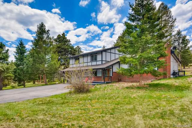 28214 War Admiral Trail, Evergreen, CO 80439 (MLS #6018939) :: 8z Real Estate