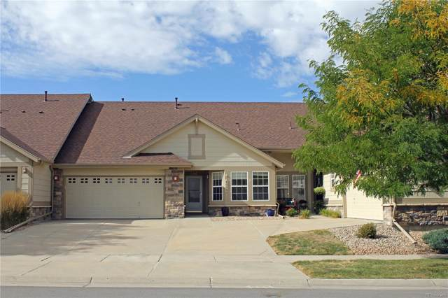 8009 S Algonquian Court, Aurora, CO 80016 (MLS #6019685) :: 8z Real Estate