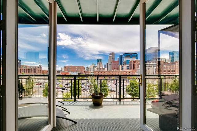 1735 19th Street 4A, Denver, CO 80202 (#6020006) :: Chateaux Realty Group