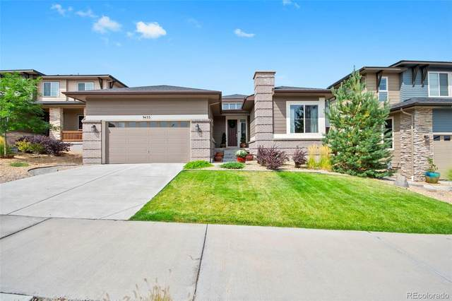 9433 Kendrick Way, Arvada, CO 80007 (#6020039) :: Chateaux Realty Group