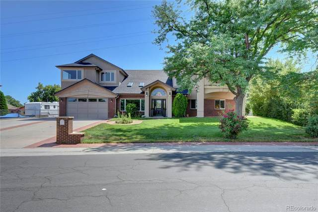 44 Morningside Drive, Wheat Ridge, CO 80215 (#6020055) :: Re/Max Structure