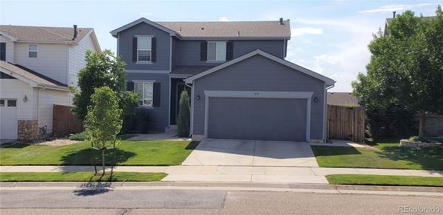 292 Bonanza Drive, Erie, CO 80516 (MLS #6020125) :: 8z Real Estate