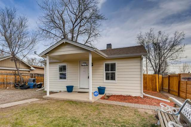 3155 W Walsh Place, Denver, CO 80219 (#6021402) :: Re/Max Structure