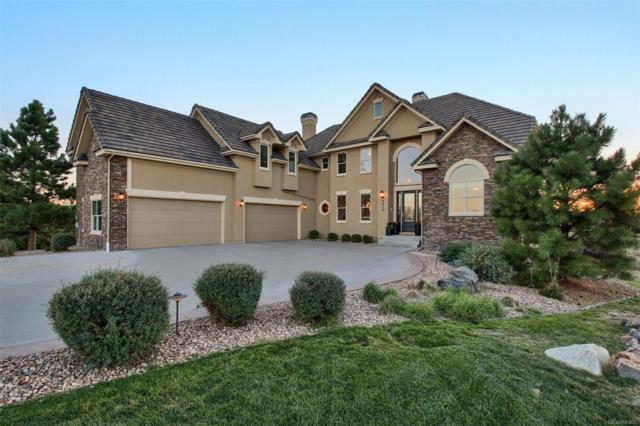 9415 Wild Gulch Court, Parker, CO 80138 (MLS #6021474) :: Kittle Real Estate