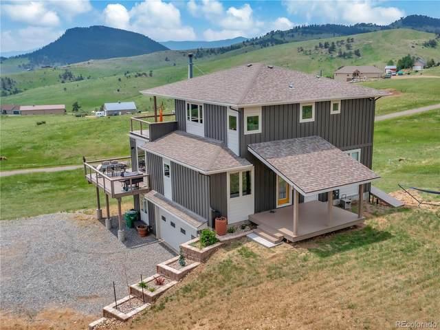 4497 Camino Perdido, Golden, CO 80403 (#6021740) :: The Griffith Home Team
