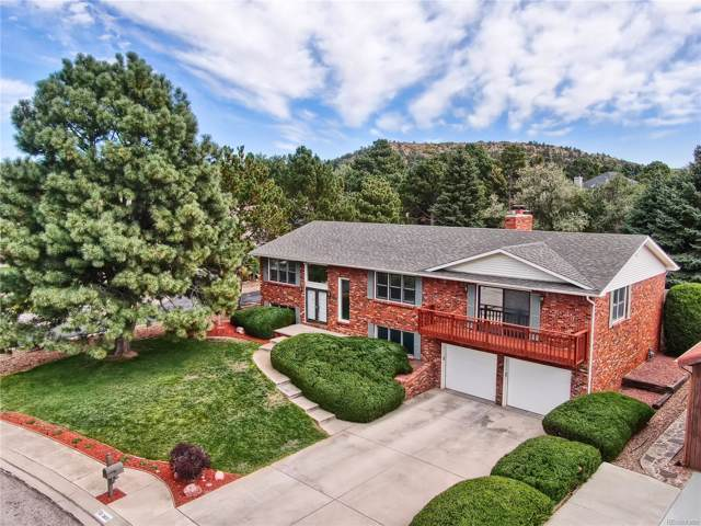 2832 Country Club Circle, Colorado Springs, CO 80909 (#6021759) :: The Heyl Group at Keller Williams