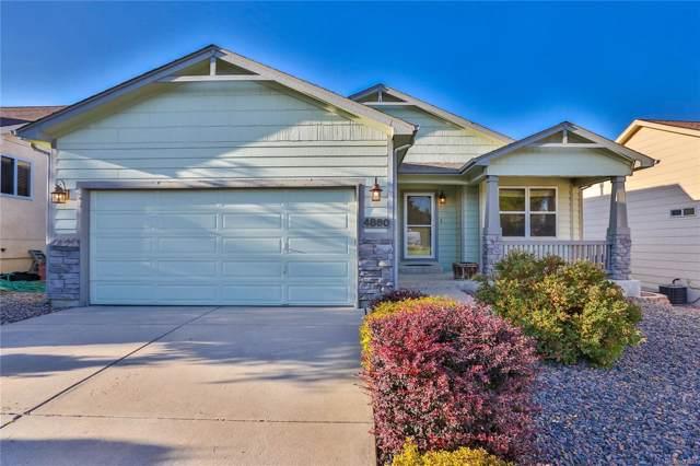 4860 Dry Stone Drive, Colorado Springs, CO 80923 (MLS #6021823) :: Colorado Real Estate : The Space Agency