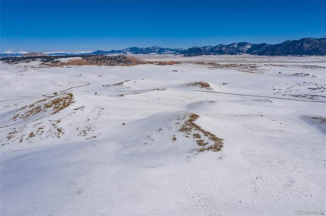 Lot 16 Canyon Ranch Road, Hartsel, CO 80449 (#6022168) :: The Dixon Group