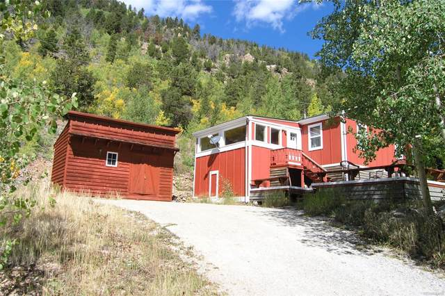1927 Highway 91, Leadville, CO 80461 (#6022266) :: The Healey Group