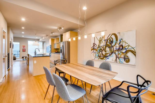 1822 W 33rd Avenue #103, Denver, CO 80211 (#6022285) :: Real Estate Professionals