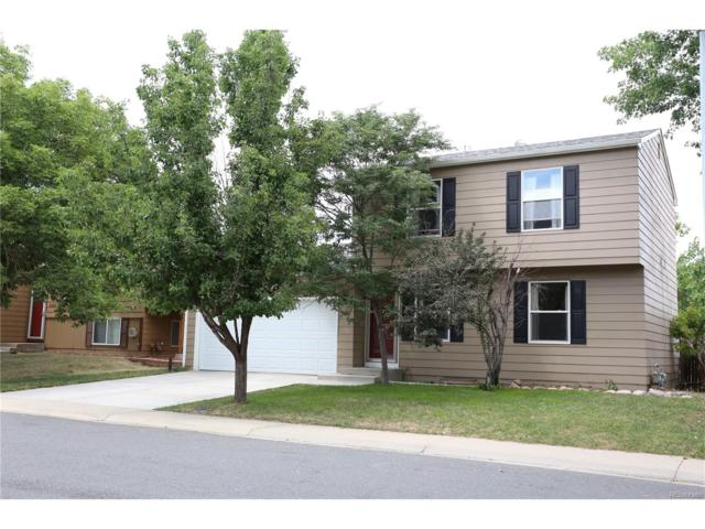 9302 W 100th Circle, Westminster, CO 80021 (MLS #6023384) :: 8z Real Estate