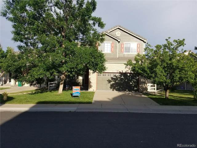 128 S Granby Court, Aurora, CO 80012 (#6023628) :: The DeGrood Team
