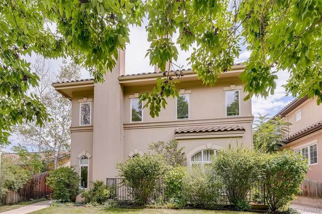 210 S Garfield Street A, Denver, CO 80209 (#6023821) :: Bring Home Denver with Keller Williams Downtown Realty LLC