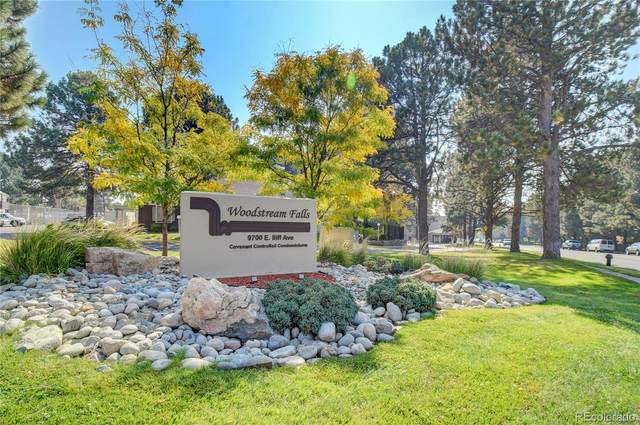 9725 E Harvard Avenue #414, Denver, CO 80231 (#6024161) :: Portenga Properties - LIV Sotheby's International Realty