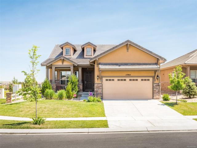 15964 Wild Horse Drive, Broomfield, CO 80023 (#6024336) :: Bring Home Denver