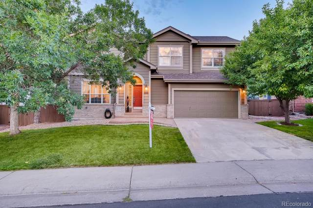 9936 Keenan Street, Highlands Ranch, CO 80130 (MLS #6024349) :: 8z Real Estate