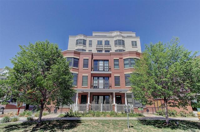 410 Acoma Street #604, Denver, CO 80204 (#6024577) :: The Galo Garrido Group