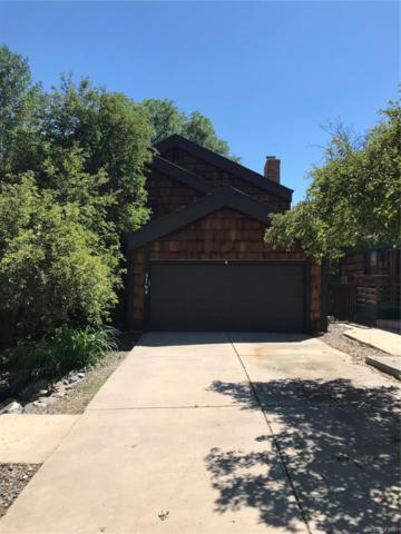 5764 S Kline Street, Littleton, CO 80127 (#6024954) :: The City and Mountains Group