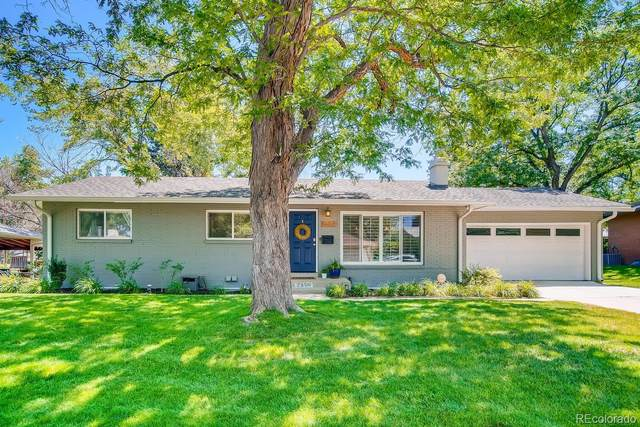 3554 S Hudson Street, Denver, CO 80237 (#6025258) :: My Home Team