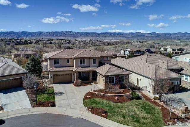 2716 Stonecrest Point, Highlands Ranch, CO 80129 (MLS #6025297) :: 8z Real Estate
